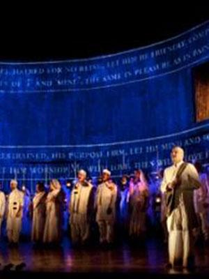 The Metropolitan Opera : Satyagraha