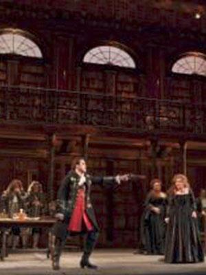The Metropolitan Opera : Rodelinda