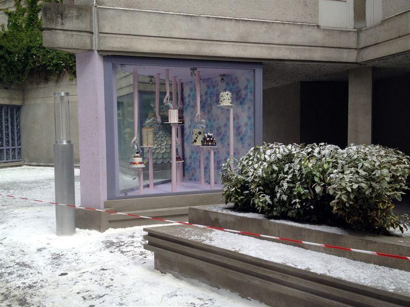 Les vitrines de Panem