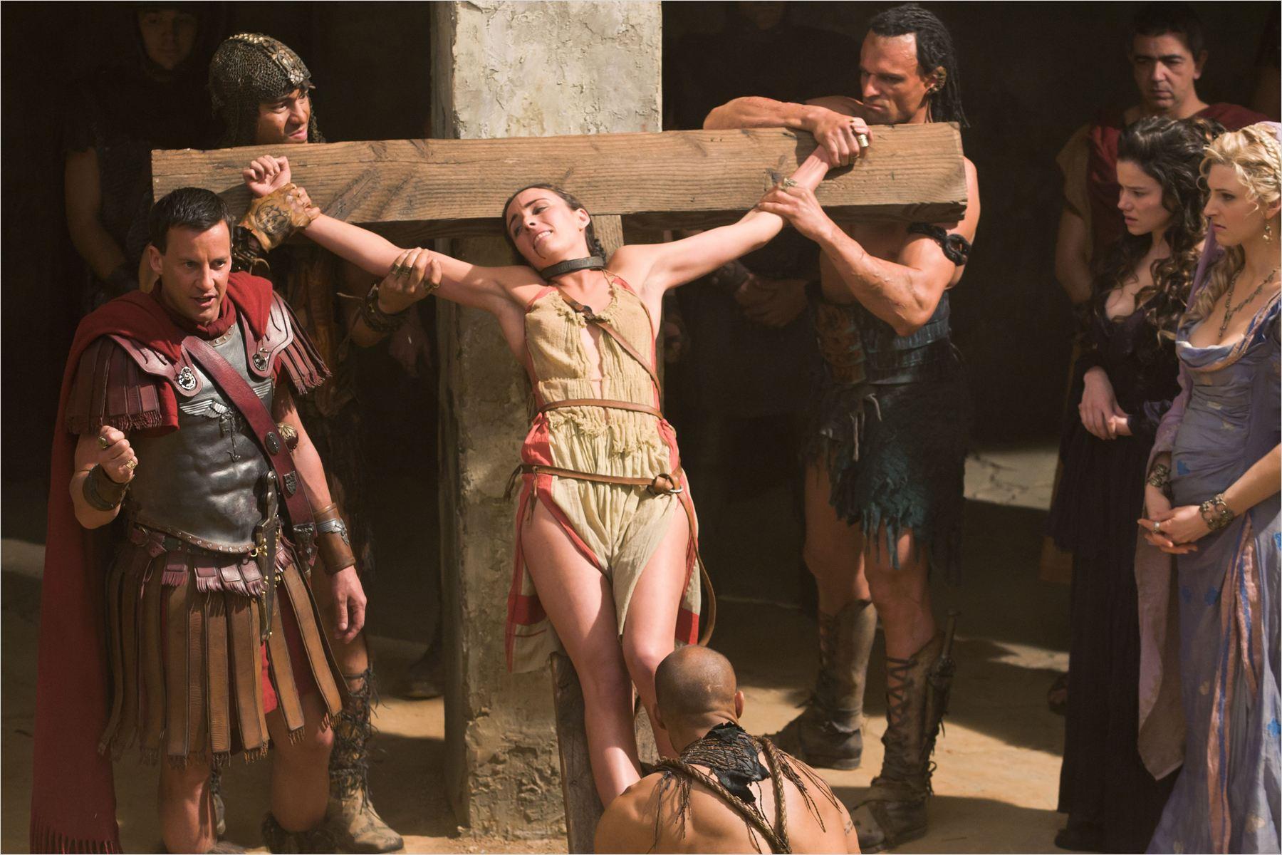 Рабыни на кресте 10 фотография