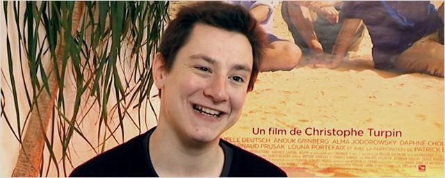 Portrait d'un jeune acteur : Arthur Mazet [VIDEO]