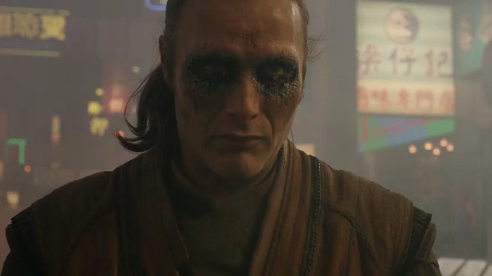 Doctor Strange : la bande-annonce du Comic-Con