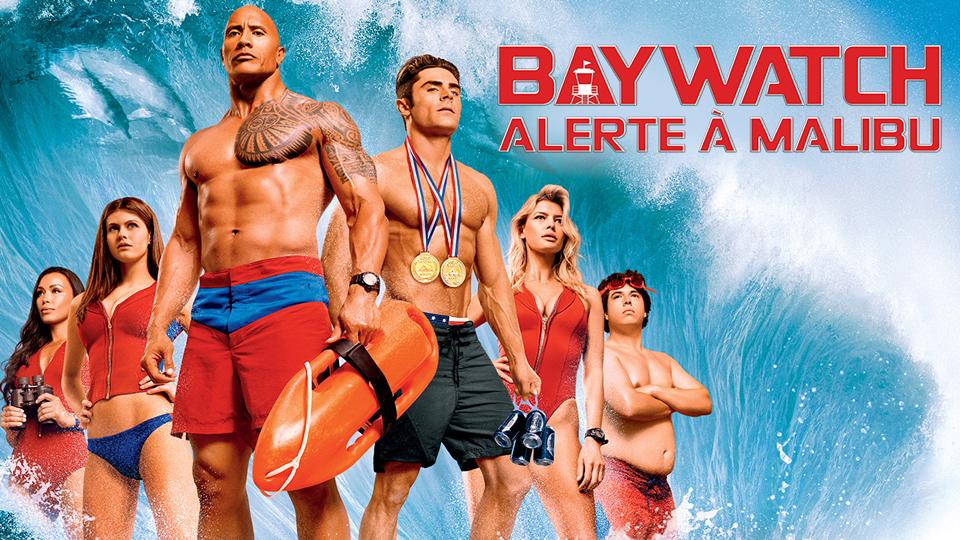 baywatch alerte à malibu 2017