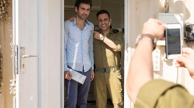 Photo du film Tel Aviv On Fire