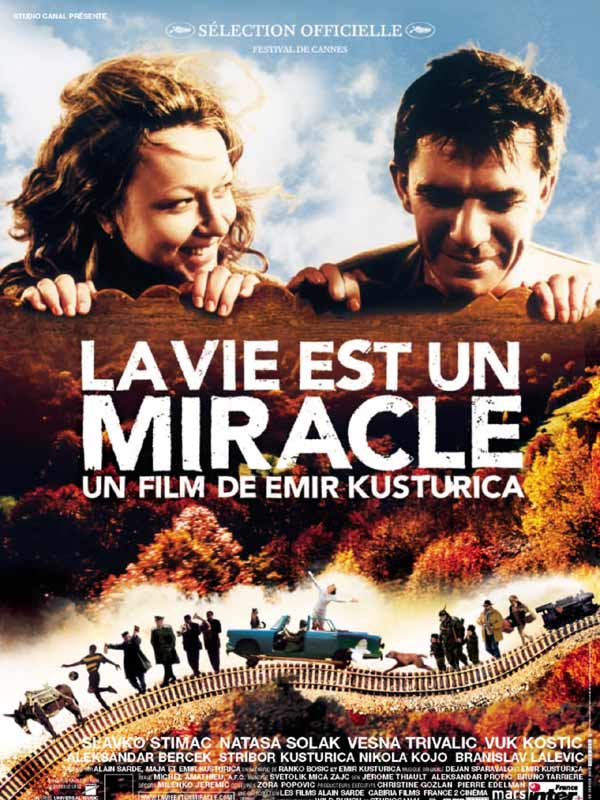 La Vie est un miracle streaming