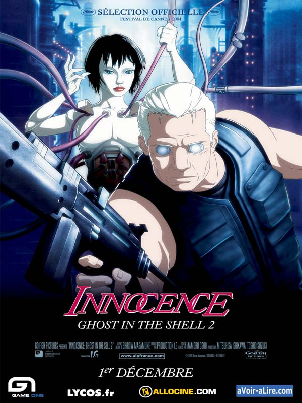 Innocence - Ghost in the Shell 2 streaming