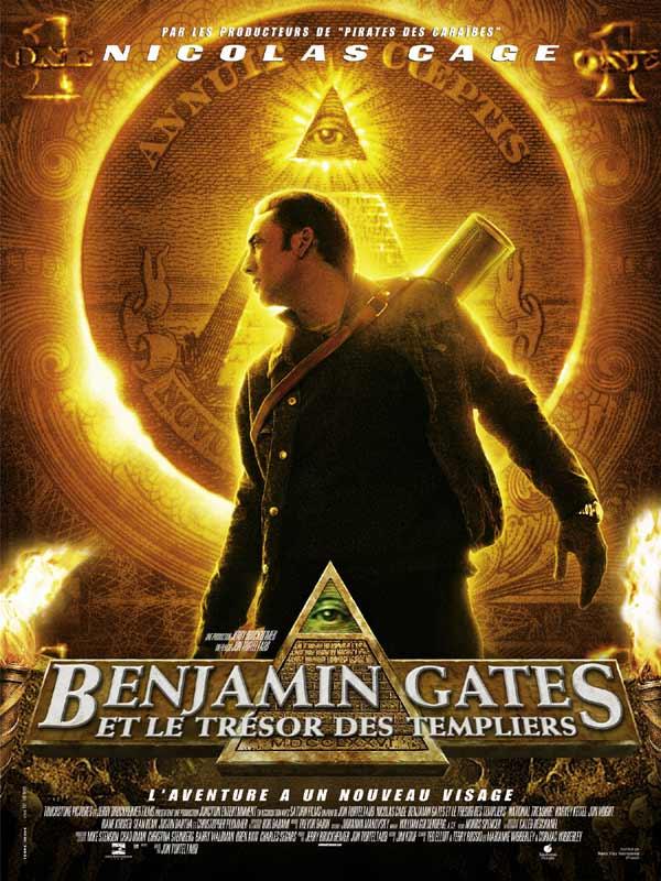 Benjamin Gates et le Tresor des Templiers streaming