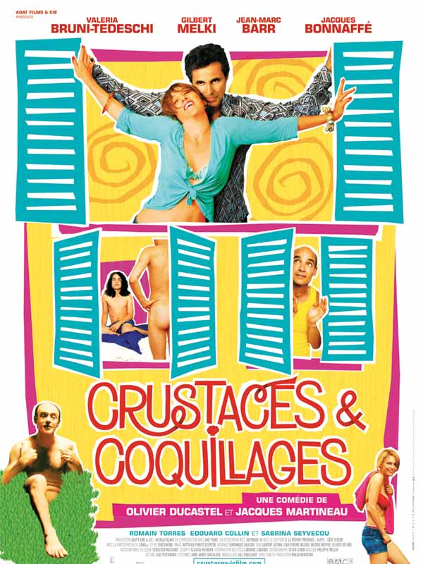 Crustaces et Coquillages streaming