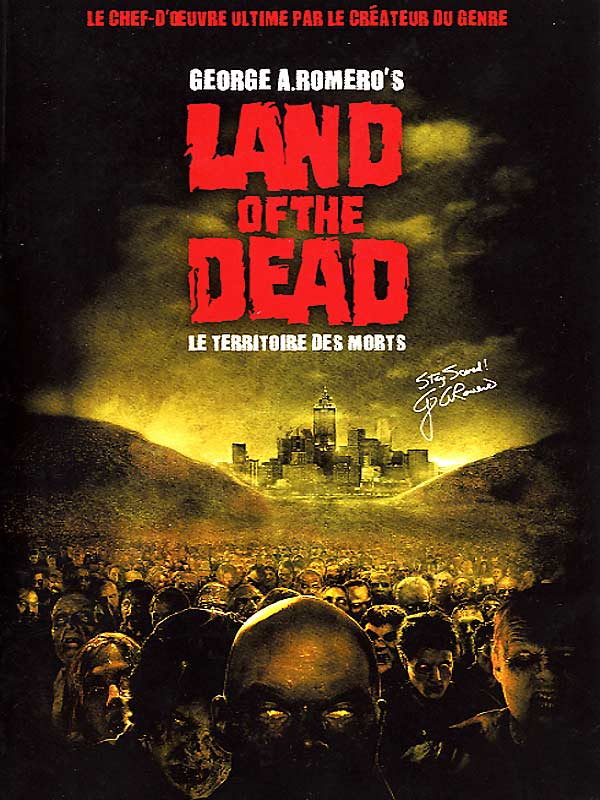 Land of the dead le territoire des morts streaming