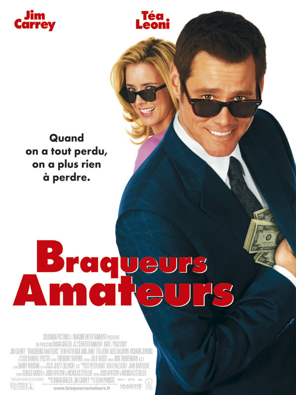 Braqueurs amateurs streaming