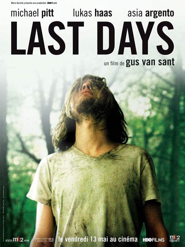 Last Days streaming