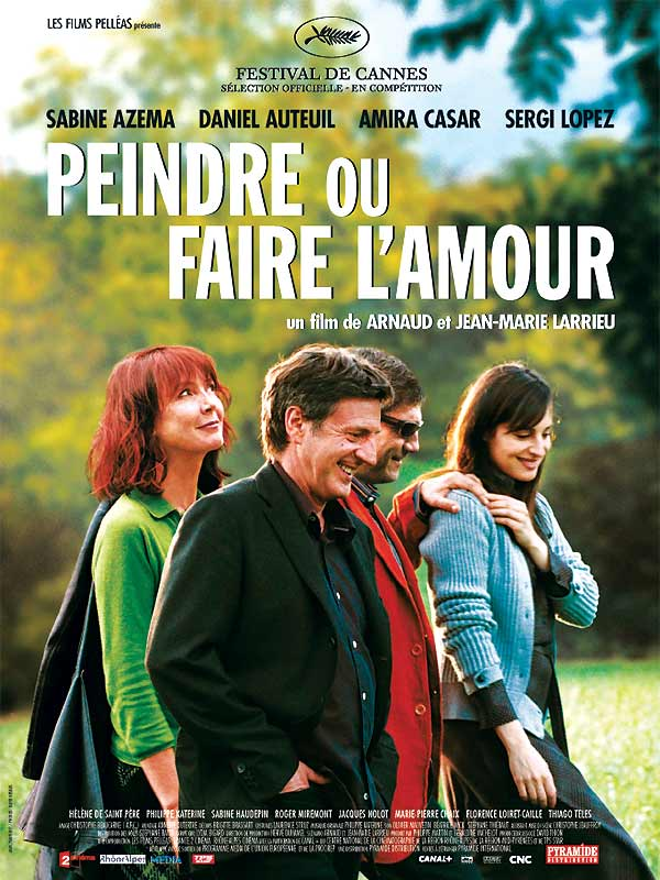 Peindre ou faire l'amour streaming