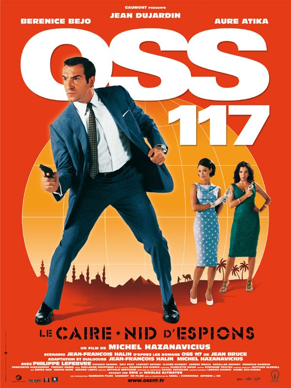 OSS 117, Le Caire nid d'espions streaming