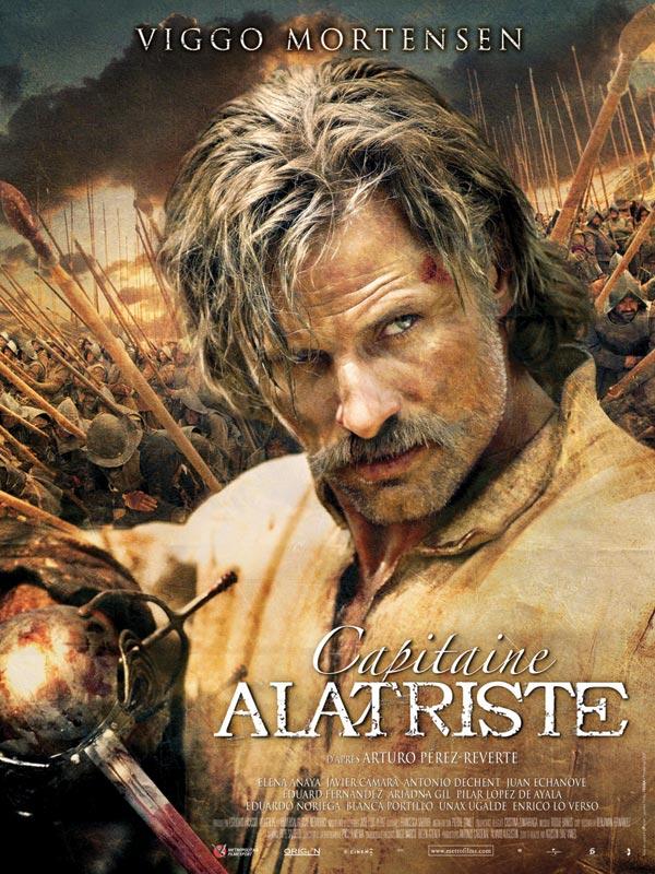 Capitaine Alatriste streaming