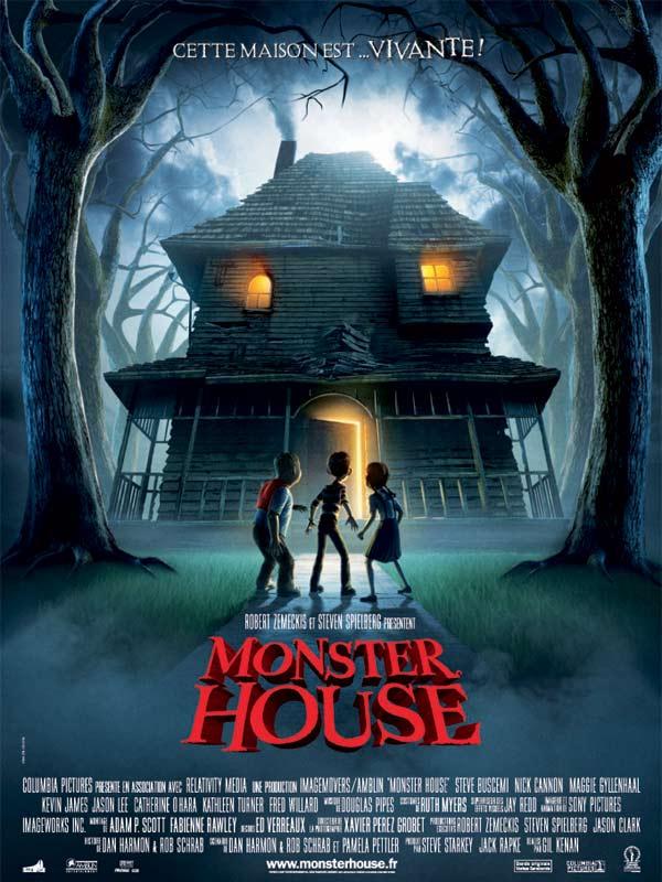 Monster House streaming