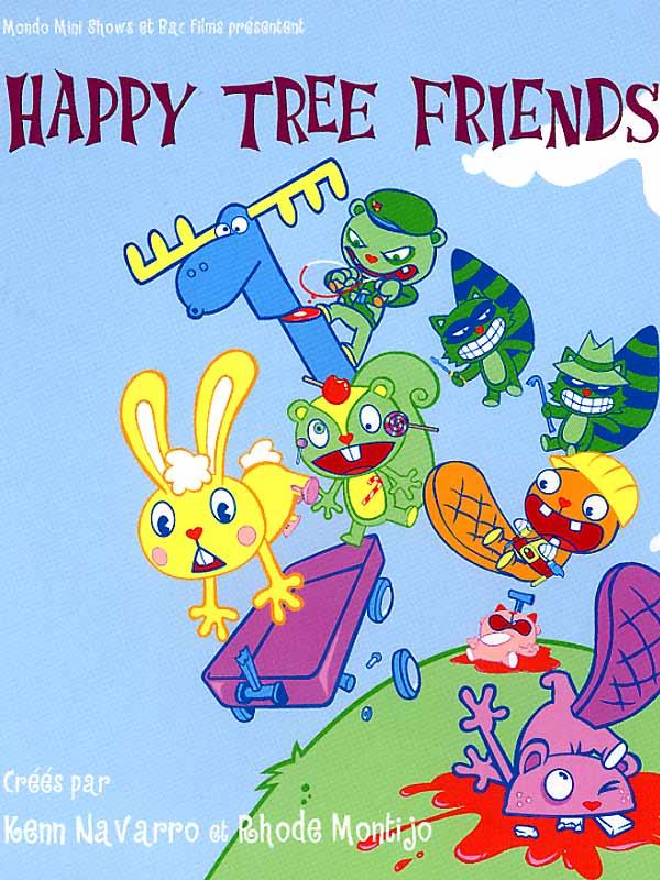 Happy Tree Friends streaming
