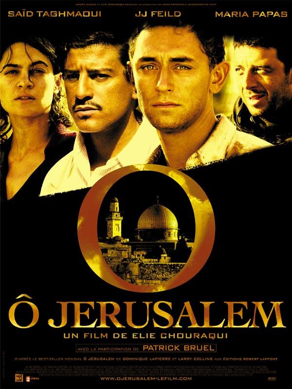 O Jerusalem streaming