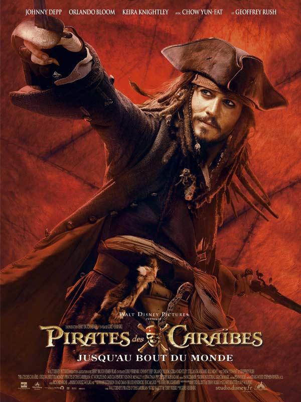 Pirates des Caraibes : Jusqu'au Bout du Monde streaming