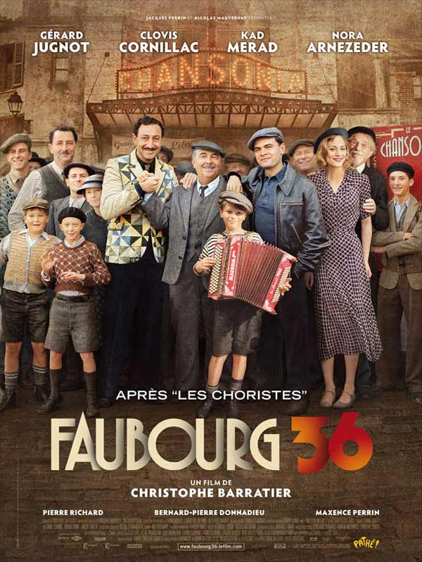 Faubourg 36 streaming