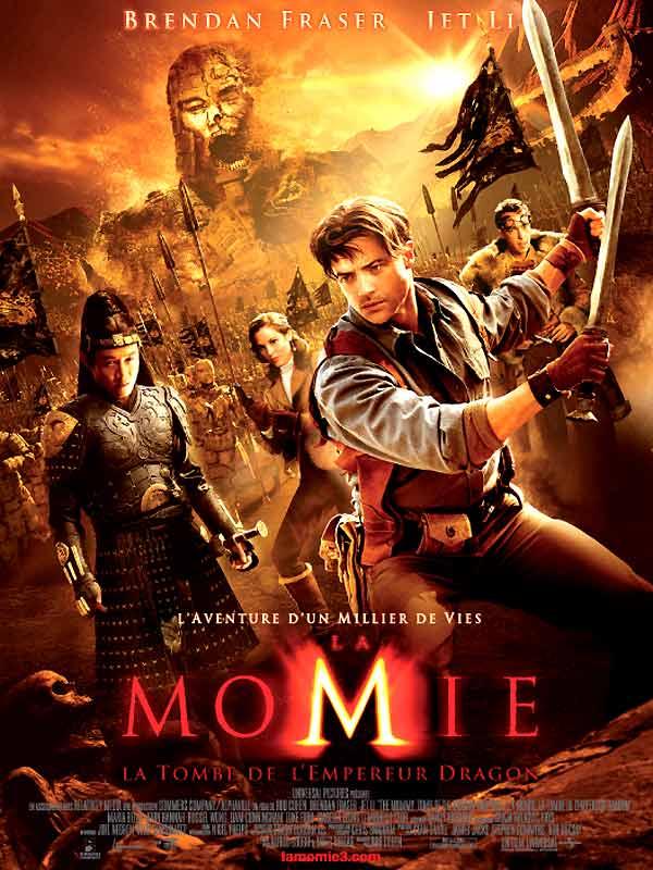 La Momie : la Tombe de l'Empereur Dragon streaming