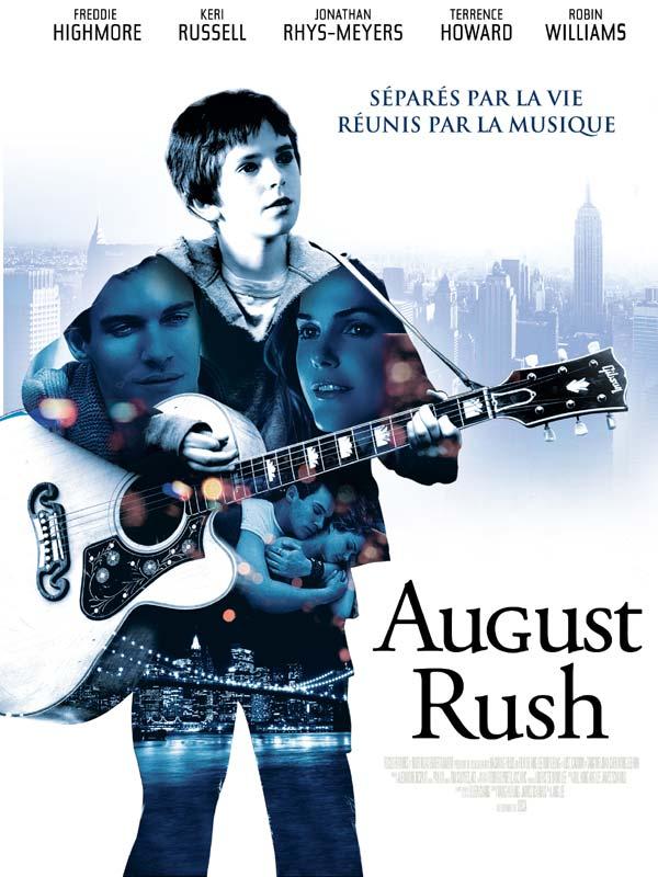 August Rush streaming