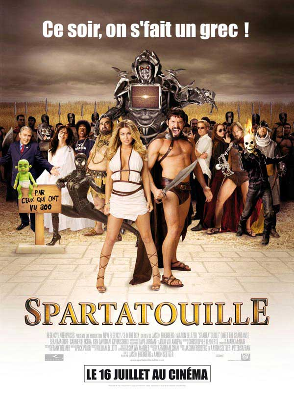 Spartatouille streaming