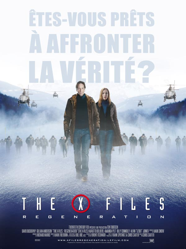 X Files - Regeneration streaming