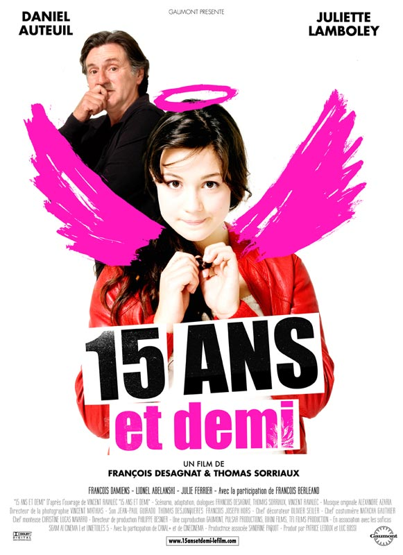 15 ans et demi streaming