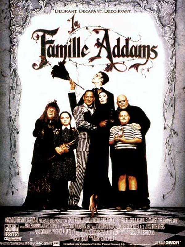 La Famille Addams – DVDRiP – TRUEFRENCH