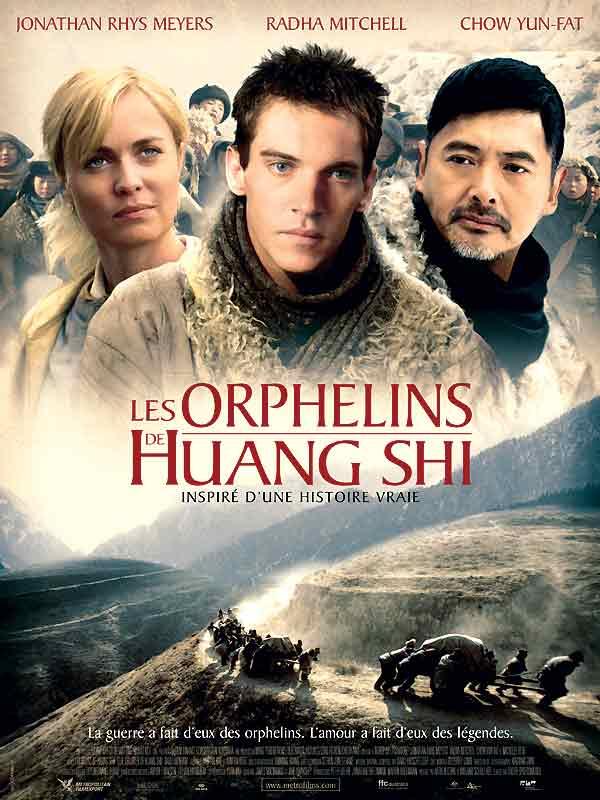 Les Orphelins de Huang Shi streaming