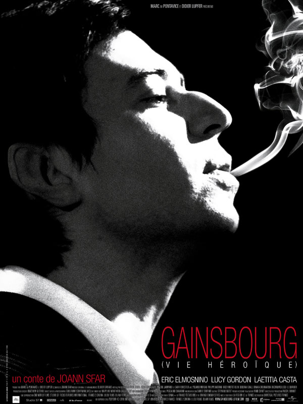 Gainsbourg Vie heroique streaming