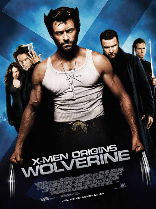 X-Men Origins: Wolverine streaming