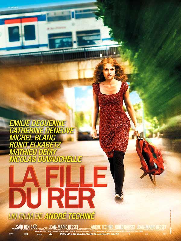 La Fille du RER streaming