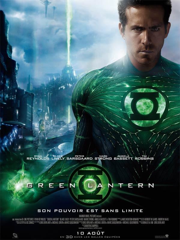 Green Lantern streaming