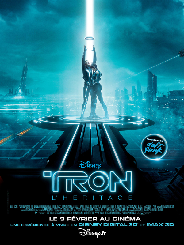 Tron l'heritage streaming