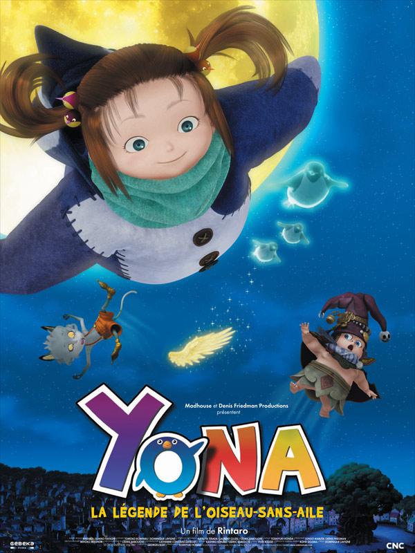 Yona, la légende de loiseau-sans-aile