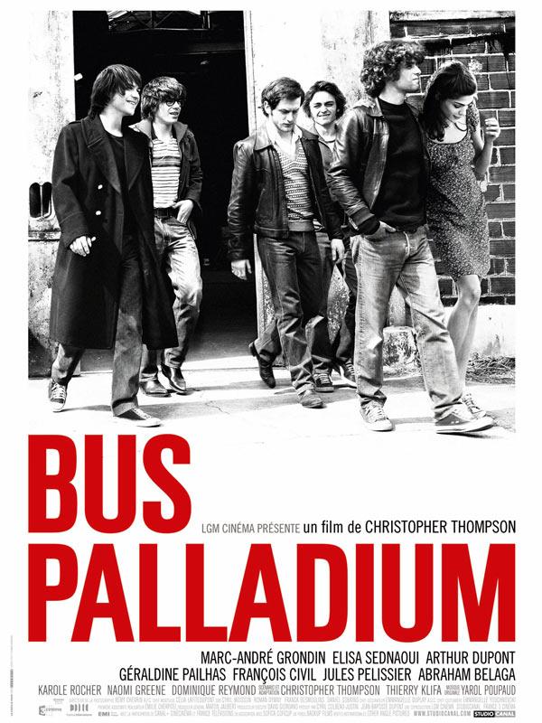Bus Palladium streaming