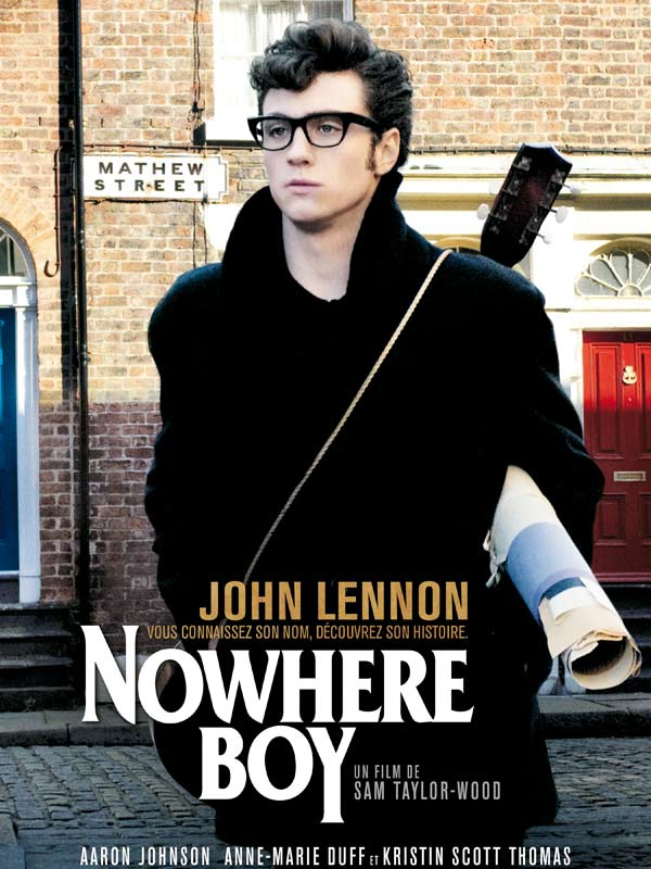 Nowhere Boy streaming