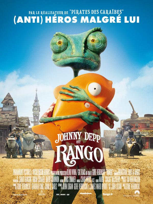 Rango streaming