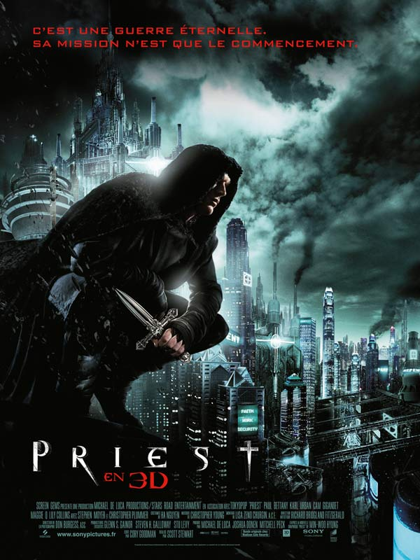 Priest streaming