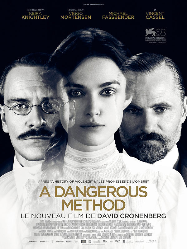 A Dangerous Method streaming
