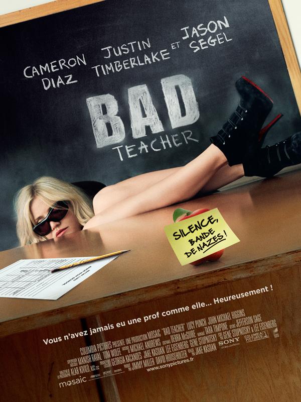 Bad Teacher streaming