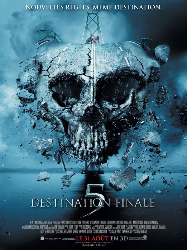 Destination Finale 5 streaming