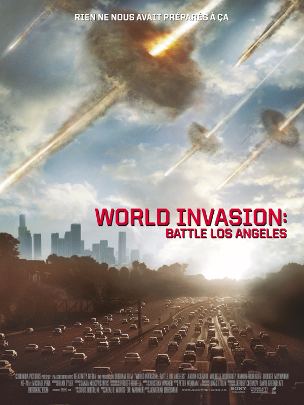 World Invasion : Battle Los Angeles streaming