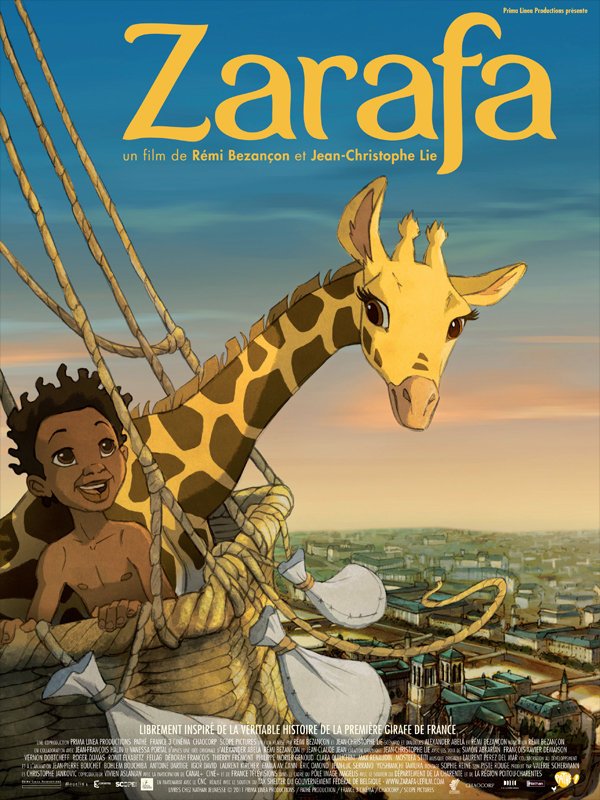 Zarafa streaming