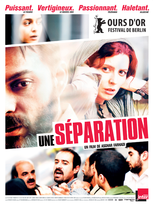 Une Separation streaming