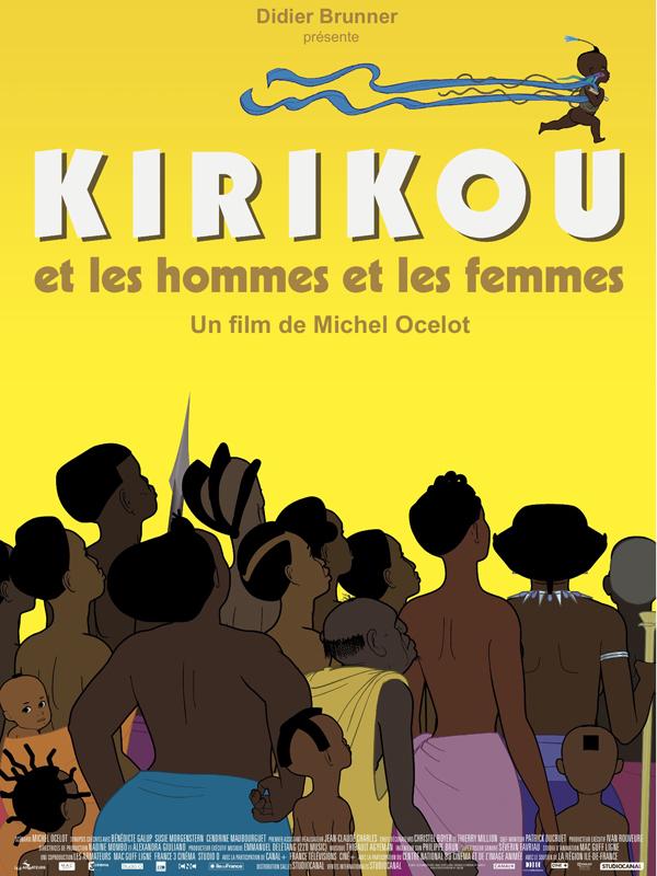 Kirikou et les hommes et les femmes dvdrip