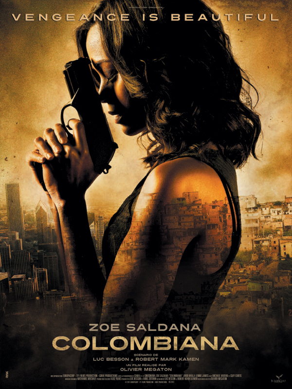 Colombiana streaming