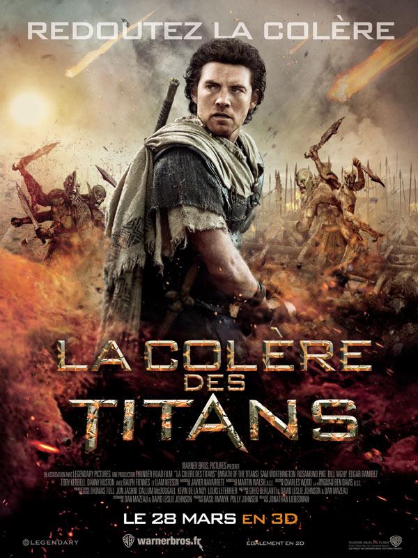 La Colere des Titans streaming