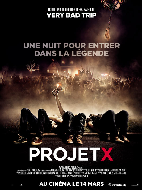 Projet X streaming